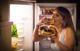 Olika sätt ätstörningar skadar kroppen